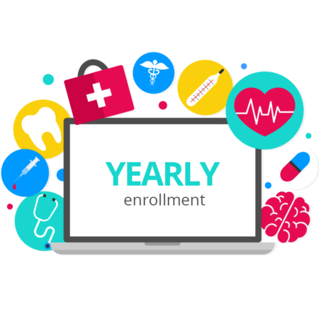 Yearly Enrollment with Campus RX